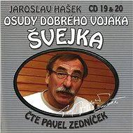 Osudy dobrého vojáka Švejka CD 19 & 20 - Jaroslav Hašek