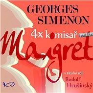 4x komisař Maigret (potřetí) - Georges Simenon