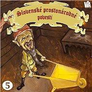 Slovenské prostonárodné povesti dľa P. E. Dobšinského (piata séria) - Pavol Dobšinský
