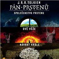 Trilogie Pán prstenů za výhodnou cenu - J. R. R. Tolkien