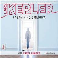 Paganiniho smlouva [Audiokniha] - Lars Kepler