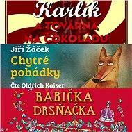 Balíček audioknih pro školní děti (6-10) za výhodnou cenu - David Walliams, Jiří Žáček, Roald Dahl