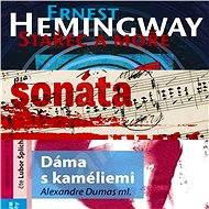 Balíček audioknih klasických románů za výhodnou cenu - Alexandre Dumas ml., Ernest Hemingway, Lev Nikolajevič Tolstoj