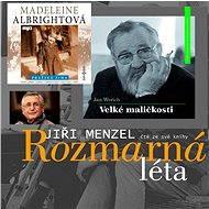 Balíček audioknih Slavní vypravují za výhodnou cenu - Jan Werich, Jiří Menzel, Madeleine Albrightová