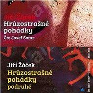 Balíček audioknih Hrůzostrašné pohádky 1 + 2 za výhodnou cenu - Jiří Žáček