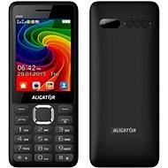 Aligator D940 černý - Mobilní telefon