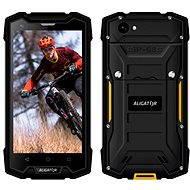 Aligator RX510 eXtremo černý - Mobilní telefon