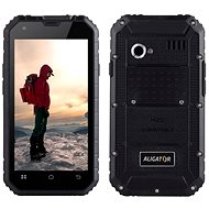 Aligator RX460 eXtremo 16GB černý - Mobilní telefon