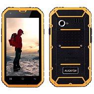 Aligator RX460 eXtremo 16GB černá/žlutá - Mobilní telefon
