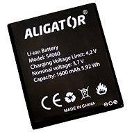 Aligator S4060 battery for DUO, Li-Ion, bulk