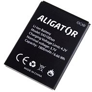 Battery for Aligator S 4510 Duo - Battery