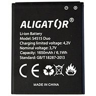 Battery for Aligator S 4515 Duo - Battery