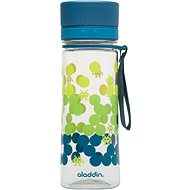 ALADDIN Children water bottle AVEO 350 ml petrol imprinted