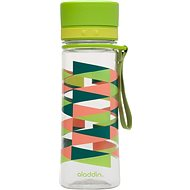 ALADDIN Water bottle AVEO 350ml green with imprint - Drinking bottle