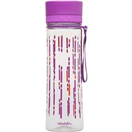 ALADDIN water bottle AVEO 600 ml purple imprinted