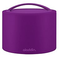 ALADDIN thermoboxes lunch / snack BENTO 600 ml purple