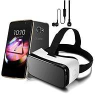 ALCATEL IDOL 4 (5.2) + VR BOX Gold - Mobilný telefón