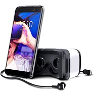ALCATEL IDOL 4S (5.5) + VR BOX Dunkelgrau