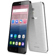 ALCATEL POP 4+ (5,5) Metall Silber