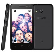ALCATEL PIXI 4 (5) Volcano Black