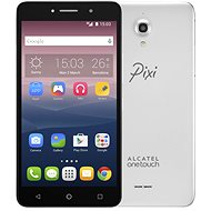 ALCATEL ONETOUCH PIXI 4 (6) Metal Silver