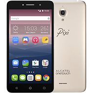 ALCATEL ONETOUCH PIXI 4 (6) Metall Gold