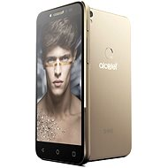 ALCATEL Glanz Lite Satin Gold