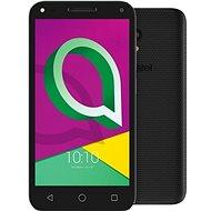 ALCATEL U5 3G Volcano Black/Cocoa Grey - Mobilní telefon