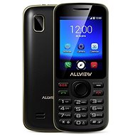 Allview M9 Connect Black - Mobile Phone