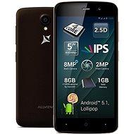 Allview P6 Lite Brown - Mobilní telefon