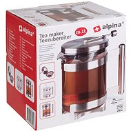 Alpina Tea kettle 1l with infuser - Kettle