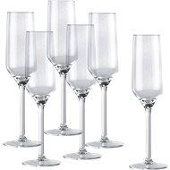 Alpina Sklenice na šampaňské 22cl - 6 kusů - Sada sklenic
