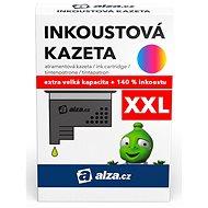 Alza HP CZ102AE č. 650 barevný - Alternativní inkoust