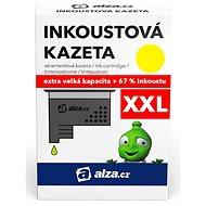 Alza Brother LC-1240 žlutý - Alternativní inkoust