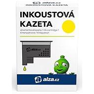 Alza Brother LC-123 žlutý - Alternativní inkoust