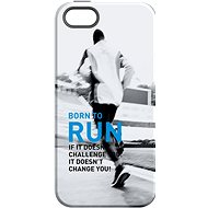 """MojePouzdro """"Born to run"""" + protective glass for iPhone 6 / 6S"""