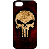 """MojePouzdro """"Skull"""" + protective glass for iPhone 6 / 6S"""
