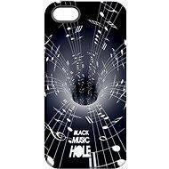 """MojePouzdro """"Pohltený hudbou"""" + ochranné sklo pre iPhone 6 / 6S"""