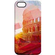 "MojePouzdro ""Colloseum"" + ochranné sklo pro iPhone 5s/SE"