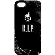 """MojePuzdro """"R.I.P."""" + ochranné sklo na iPhone 5s/SE"""