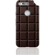 """MojePuzdro """"Čokoláda"""" + ochranné sklo na Google Pixel"""