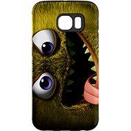 """MojePuzdro """"Šialenec"""" + ochranná fólia na Samsung Galaxy S6 Edge"""