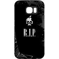 """MojePuzdro """"R.I.P."""" + ochranná fólia na Samsung Galaxy S6 Edge"""