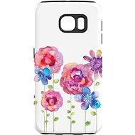 """MojePouzdro """"Louka"""" + ochranné sklo pro Samsung Galaxy S7 - Zadní kryt"""