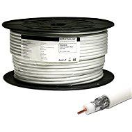 Maximum koaxiální kabel RG6-100, 100m - Anténní kabel