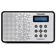 TechniSat TechniRadio 2 black/silver - Rádio