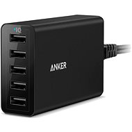 Anker PowerPort 5 40W Desktop charger