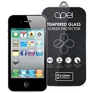 APEI Slim Round Glass Protector for iPhone 4