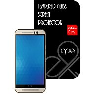APEI Slim Round Glass Protector for the HTC One M9