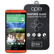 APEI Slim Round Glass Protector for the HTC 820